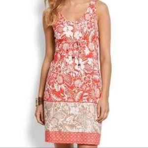 Tommy Bahama del lago floral print dress
